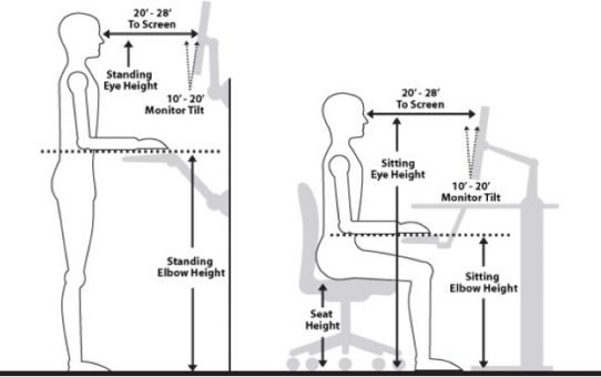 Work Posture: Sit or Stand?