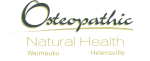 Osteopathic Natural Health Osteopaths Logo