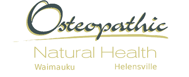 Welcome to Osteopathic Natural Health